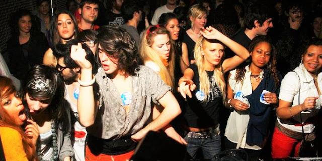 Wild College Parties