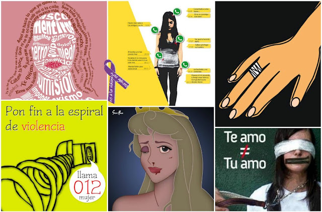 25N. Día Internacional Contra la Violencia de Género 2015