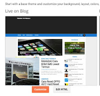 Cara Menghilangkan Gambar Thumbnail di Homepage blog