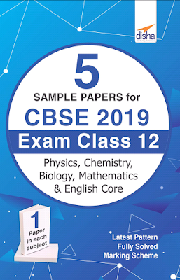 Cbse class 12th solved sample papers pdf