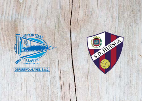 Deportivo Alaves vs SD Huesca - Highlights 11 November 2018