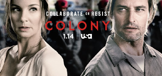 Colony sezonul 1 episodul 3