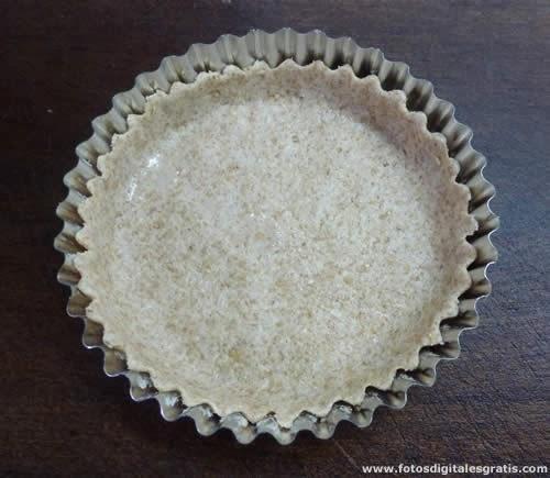 harina integral amasada para relleno cocina naturista