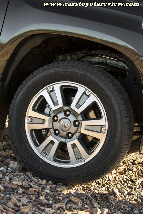2017 Toyota Tundra Pro Review