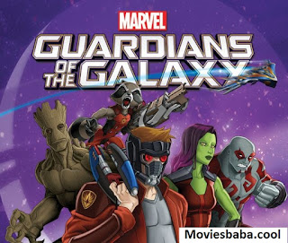 Guardians of the Galaxy Dual Audio Hindi Episodes HDRip 360p