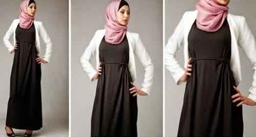 Baju Hamil Muslim untuk ibu muda yang bekerja
