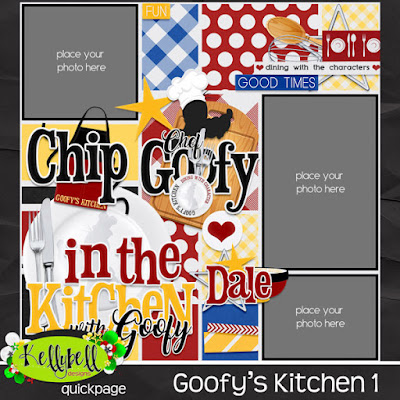 Goofy's Kitchen Quickpage 1