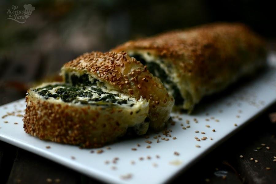 Borek de espinacas y queso 01