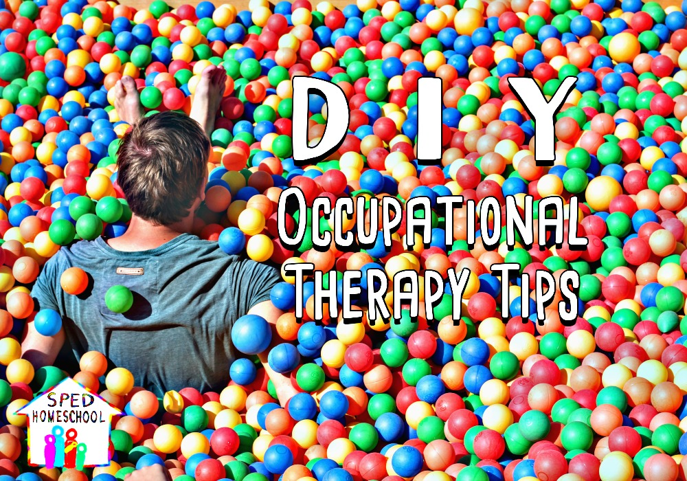 DIY Occupational Therapy Tips