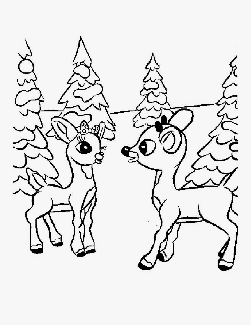 Coloring Pages: Christmas Coloring Pages for Kids