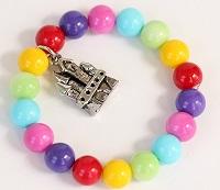Castle charm Bracelet