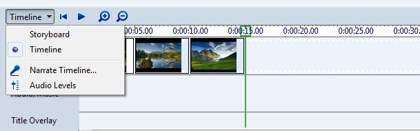 Timeline dan Story Board