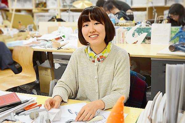横浜美術学院 OB・OGからのメッセージ ブログ 多摩美術大学プロダクトデザイン2年生からのメッセージ7