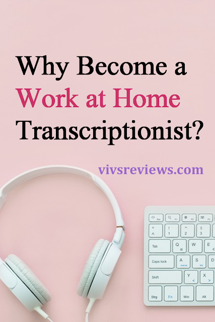 transcription jobs from home