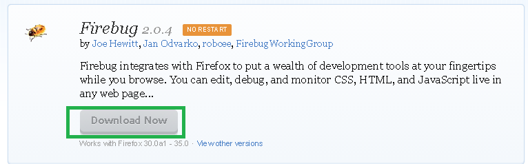 Download Firebug