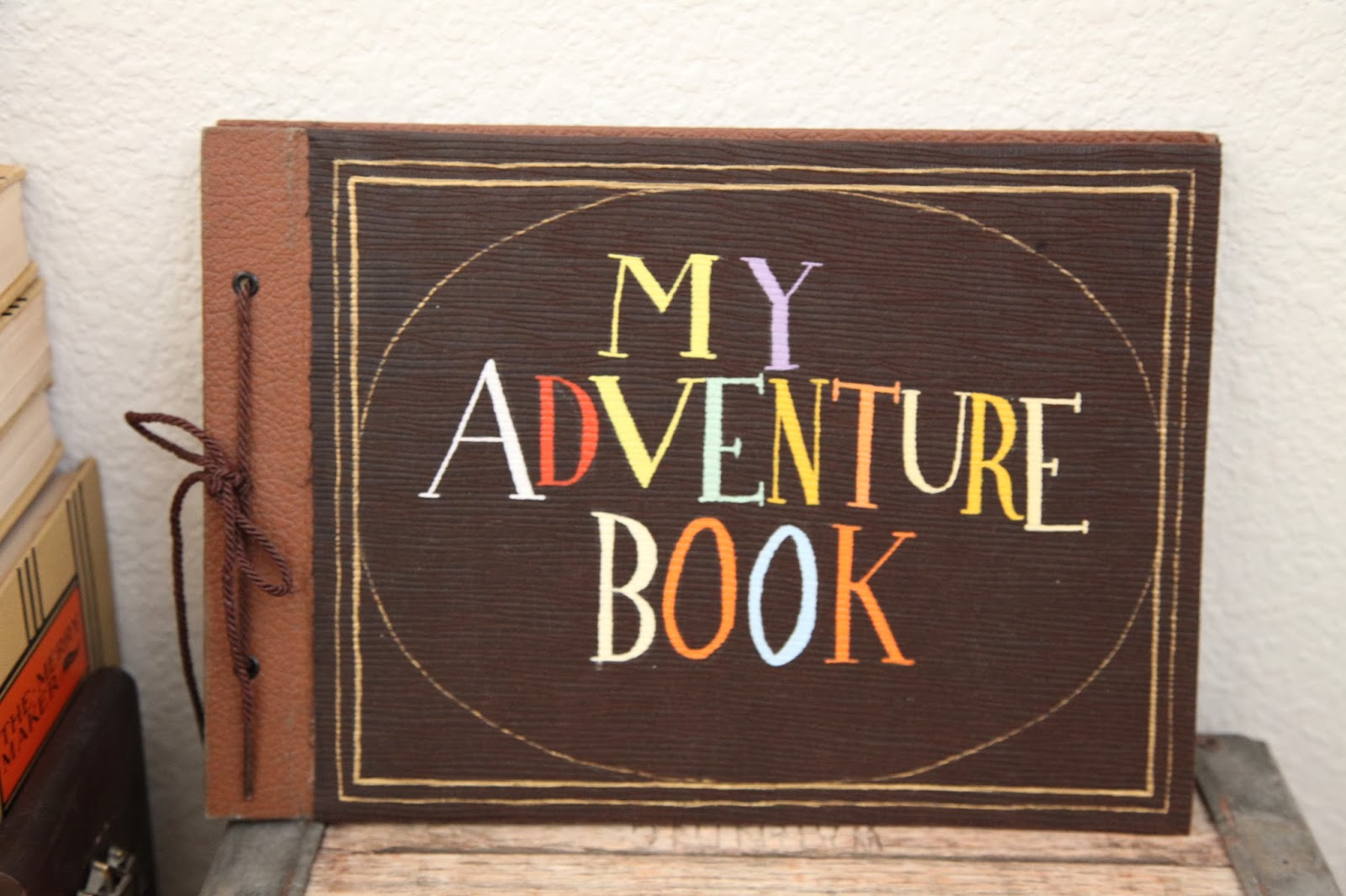 Roscoe's Story: My Adventure Book