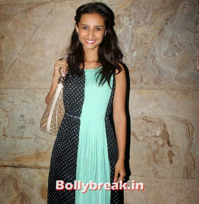 Patralekha, Huma Qureshi & Others at Hawaa Hawaai Special Screening at Lightbox