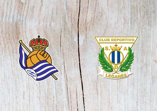 Real Sociedad vs Leganes - Highlights 16 February 2019