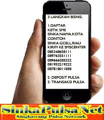 goldlink Pulsa Lancar Banjarnegara, Purwokerto, Batang, Blora, Boyolali, Brebes, Cilacap, Demak, Purwodadi