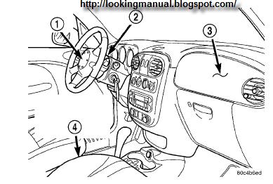 Pt Cruiser Air Bag Control Module Location, Pt, Free