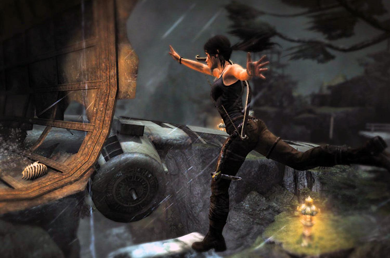 تحميل لعبة rise of the tomb raider بحجم صغير