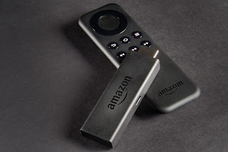 my review on Fire TV stick and how wonderfully useful it is in daily life. I'd also like to cold cock my hubby in the nuts..