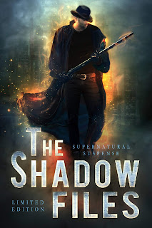 Spotlight:  The Shadow Files Anthology