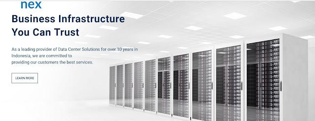 Kualitas Tinggi Jaringan Data Center