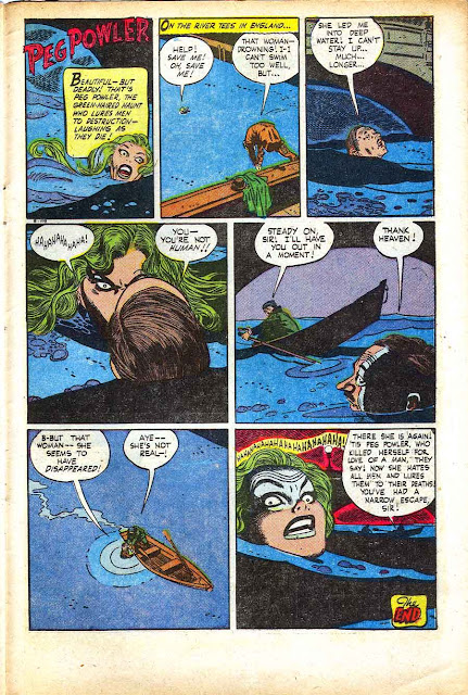 The Unseen v1 #6 standard comic book page art by Alex Toth