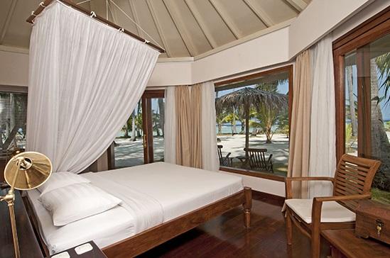 gambar kamar di cottage kura kura resort karimunjawa