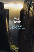 Couverture de Le chant de la Tamassee, Ron Rash