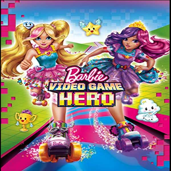 Barbie Video Game Hero, Barbie Video Game Hero Synopsis, Barbie Video Game Hero Trailer, Barbie Video Game Hero Review