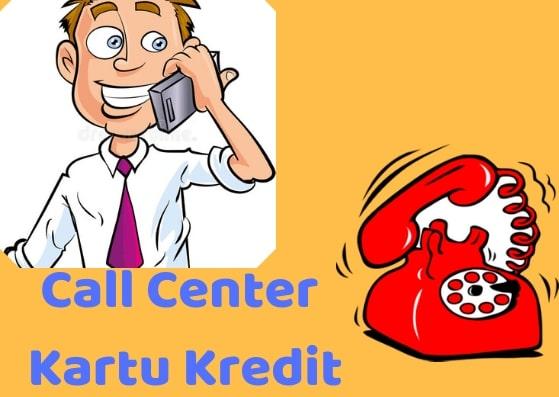 Call center kartu kredit