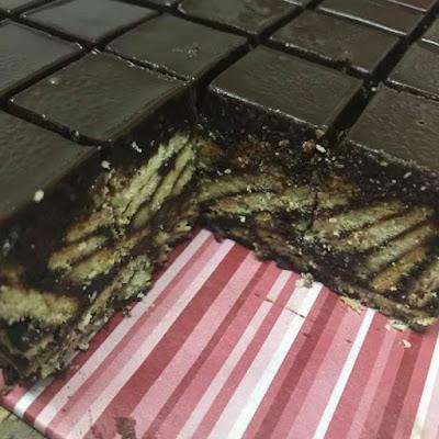 resepi, kek batik, resepi kek batik, kek batik melting, kek batik coklat