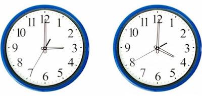 Θερινή ώρα 2019 :Πότε βάζουμε τα ρολόγια μία ώρα μπροστά   Νέα από ...