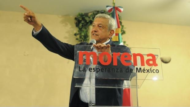 Obrador promete meter a la cárcel a a Salinas de Gortari y Vicente  Fox, si llega ser Presidente de México