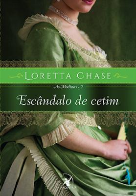 Escândalo de cetim (Loretta Chase)