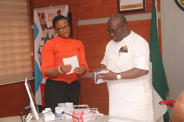 Abia Health Care Delivery: Number of successes recorded in the last three years (PHOTOS)