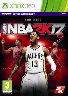 NBA2K 17 XBox360