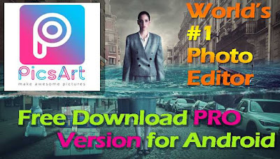 Download PicsArt Photo Studio Pro 12.8.5 apk - Premium full version [2019] - for Android on DcFile.com