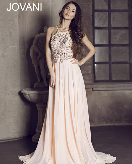 Jovani Remarkable Blush Prom Dresses Gowns 2015 | Prom gowns and ...
