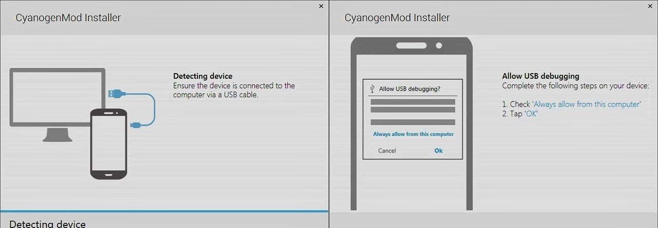 CyanogenMod installer をインストールしてみた。   サイゴンのうさぎ