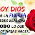 Dios te bendiga en este bello día, que tengas salud, paz, esperanza, amor y muchas bendiciones
