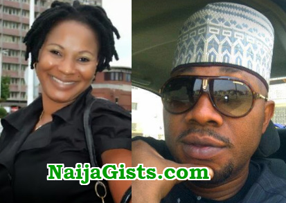 moji olaiya lost her salvation faith
