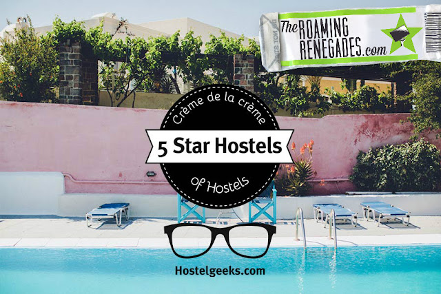 Finding 5 Star Hostels, accommodation, best hostels, Hostel Geeks, Hostelgeeks, Hello I'm Local Hostel in Haarlem, the Netherlands, Fair & Square Hostel in Belgrade, Serbia, STAY Hostel Rhodes in Rhodes, Greece,