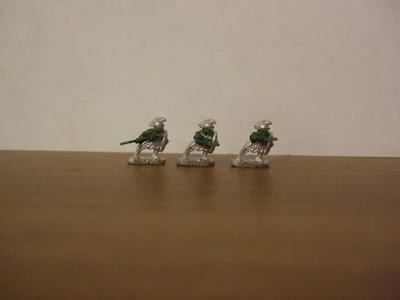 More legionaries