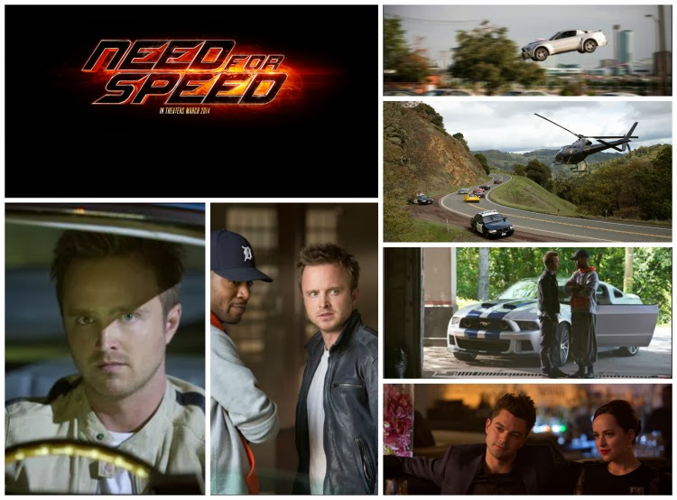 DreamWorks Pictures Need for Speed Trailers and Film Images #NeedForSpeed