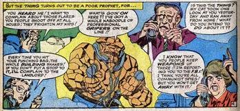 Fantastic Four 22-MoleMan