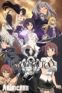 Taboo Tattoo - Anime 2016 Poster