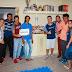 Meia Maratona do Descobrimento entrega doaçoes às associações filantrópicas